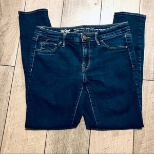 Mossimo Supply Co. Jeans - Mossimo mid rise Denim Legging crop 6/28